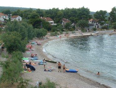 mirca, beach, brac, adia, dalmatia, seeside